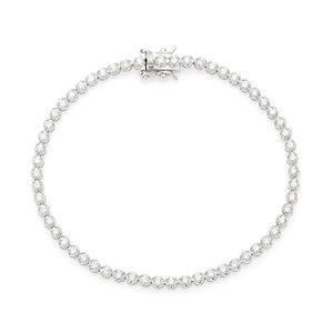 Lab Grown Diamond Bracelet with Clasp